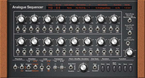AnalogueSequencer